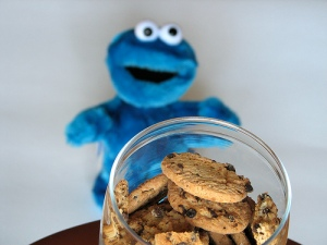 Cookiemonster, show me your HUNGER (copyright by esti- on flickr)